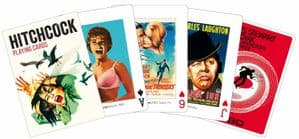 Alfred Hitchcock set of 52 playing cards + jokers    (gib) (1)