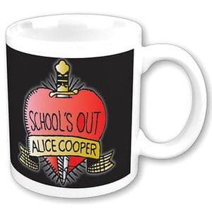 Alice Cooper Schools Out Ceramic Coffee Mug (ro)