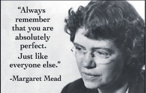 Always Remember That You Are Absolutely Perfect... fridge magnet (ep)