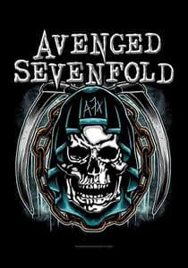 Avenged Sevenfold Holy Reaper Large Fabric Poster/Flag 1050mm x 750mm (hr)