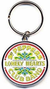 Beatles Sgt Pepper keyring (ro)