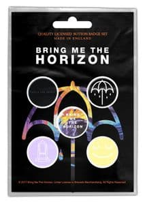 Bring Me The Horizon  5 x 25mm  Badge Pack (rz)