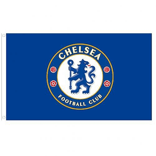 Chelsea F.C. Official Crest Football Flag 1520mm x 910mm (bst)