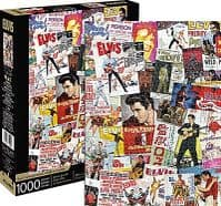 Elvis Presley Movie Posters  1000 piece jigsaw puzzle  710mm x 510mm    (nm)
