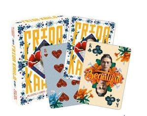 Frida Kahlo Deck of 52 Playing Cards (nm)