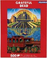 Grateful Dead 500 piece jigsaw puzzle 480mm x 350mm. Licensed product  (nm)