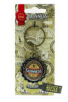 Guinness 2016 Collectors Limited Edition Bottle Cap keyring with flip down bottle opener (sg 5412)