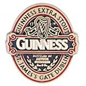 Guinness Classic Collection Label metal / enamel lapel pin badge    (sg)