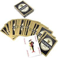Guinness label set of playing cards    -sg-