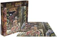 Iron Maiden Somewhere In Time 500 piece jigsaw puzzle 410mm x 410mm (ze)