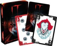 IT Chapter Two (film) set of playing cards