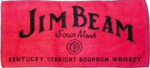 Jim Beam Cotton Bar Towel    (pp)