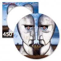 Pink Floyd Division Bell 450 piece round disc jigsaw puzzle 305mm x 305mm (nm)