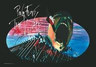 Pink Floyd Hammers / Scream large fabric poster/ flag 1100mm x 750mm  (hr)