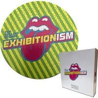 Rolling Stones Exhibitionism Round  jigsaw puzzle  500 piece (ro)
