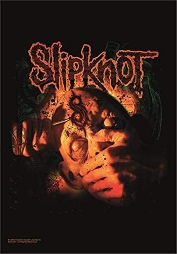 Slipknot 4F Large Fabric Poster/Flag 1050mm x 750mm (hr)