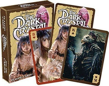 The Dark Crystal set of 52 + jokers  playing cards (nm)