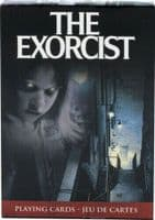 The Exorcist set of 52 playing cards (+ jokers) (nm)