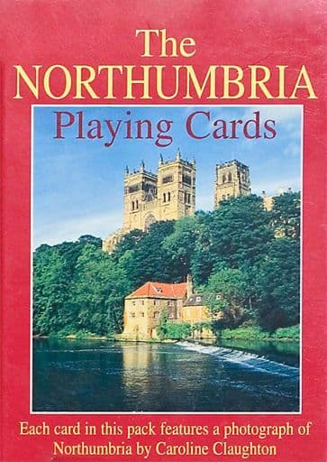 The Northumbria set of 52 + jokers  playing cards  (hpc)