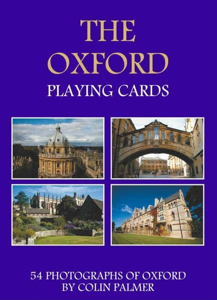 The Oxford set of 52 + jokers  playing cards  (hpc)