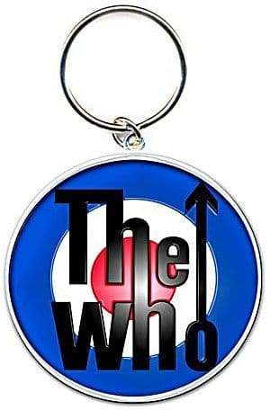 The Who Target keyring (ro)