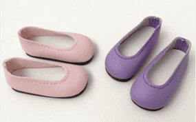 PLAIN SLIP-ON SHOES #7610