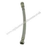 "15mm / 1/2"" Flexible connector with isolating valve"
