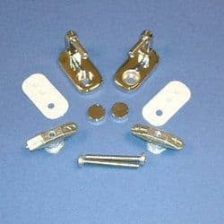 Ideal Standard DRIFT toilet seat hinge replacements