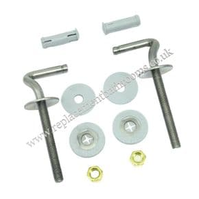 Ideal Standard RAVENNA replacement toilet seat hinges