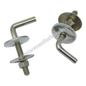 Sottini Bathrooms PASADENA  toilet seat hinges