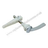 Standard toilet cistern lever (18mm / small bush )