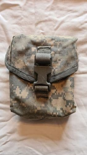 ACU  First Aid Pouch