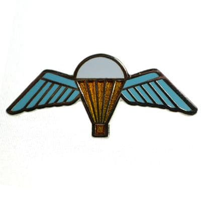 Airborne stick pin.