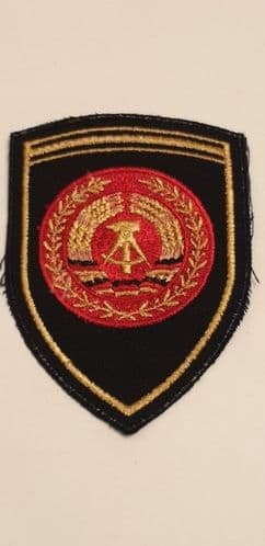 East German Navy arm patch