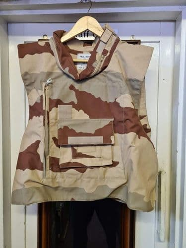 French armour body cover