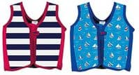 CHILDS BUOYANCY FLOAT VEST SWIM JACKET Choice of design in Ages 1-2, 3-4 and 5-6