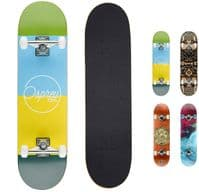 Skateboards and accessories