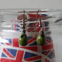Pear Dangle Earrings