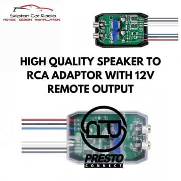 2 CHANNEL HI TO LOW LEVEL ADAPTER