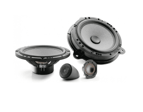 """Focal IS RNS 165 - Custom Fit 6.5"""" 2 Way Component Speakers"""