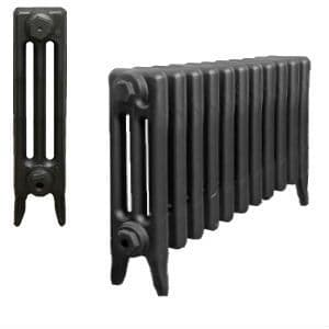 3 Column Cast Iron Radiators 450mm