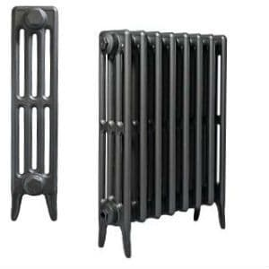 4 Column Cast Iron Radiators 660mm High