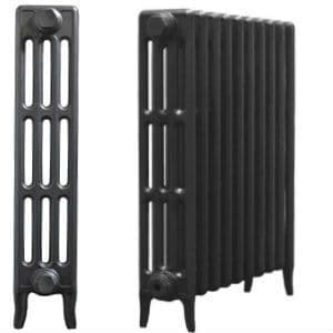 4 Column Cast Iron Radiators 813mm high