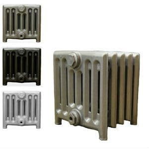 7 Column Cast Iron Radiators 350mm