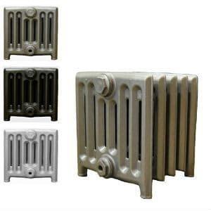 Traditional 7 Column Cast Iron Radiators 350mm