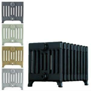 Cast Iron Radiators | Victorian 9 Column 350mm