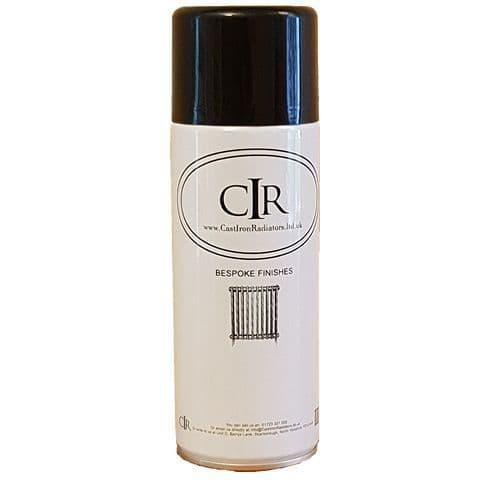 Cast Iron Radiator Spray Paint aerosol can