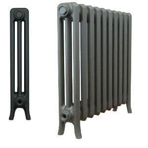 Classic 3 Column Cast Iron Radiators 650mm
