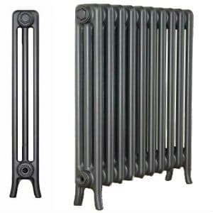 Classic 3 Column Cast Iron Radiators 750mm