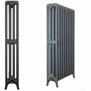 Classic 4 Column Cast Iron Radiators 1050mm